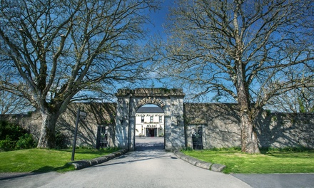 Co. Meath: 1 Night for Two with Breakfast, 3-Course Dinner, Wine and Late Check-Out at Castle Arch Hotel