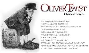 Oliver Twist al Teatro Politeama Genovese: Le avventure di Oliver Twist dal 21 al 23 ottobre al Teatro Politeama Genovese (sconto 52% )