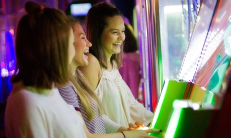 Arcade Games and Laser Maze at HeyDay Entertainment (Up to 40% Off) 3b84018c-98cf-442a-a1ac-500bdee70cc3