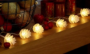 Guirlandes de Noël LED