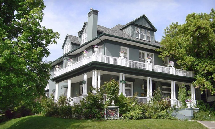 Haxton Manor Bed & Breakfast - Salt Lake City: One-Night Stay at Haxton Manor Bed & Breakfast in Salt Lake City