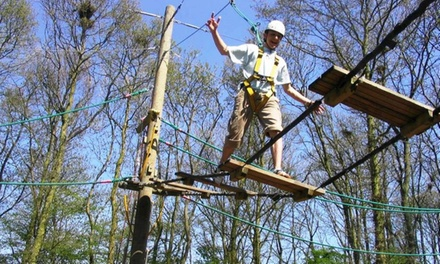 Kirkley Hall Outdoor Activity Centre