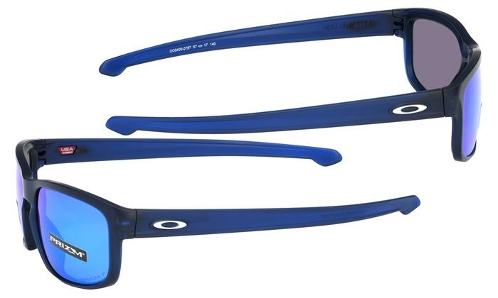 222a2220623fb Oakley Sliver Stealth Men s Asia Fit Prizm Sapphire Sunglasses