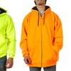 Cornerstone Men's Thermal Zip-Up Hoodies