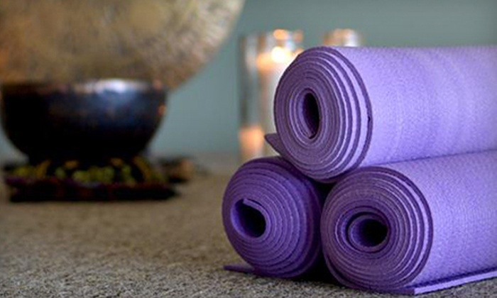 Bliss Flow Yoga - Bliss Flow Yoga & Wellness: 10 or 20 Yoga Classes at Bliss Flow Yoga (Up to 86% Off)