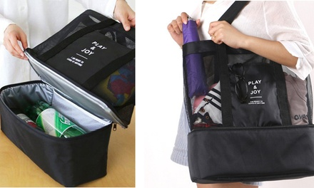 Outdoor Cooler Bag: One ($12) or Two ($22)