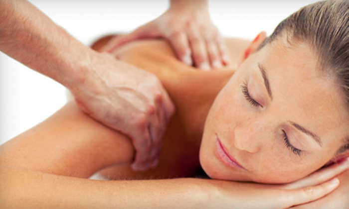 Plush Salon & Spa - Mesa: Swedish Massages for Two with Optional Pedicures and Facials at Plush Salon & Spa in Mesa (Up to 60% Off)