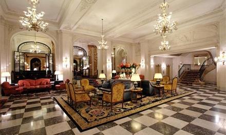 Brussel: Klassieke, Deluxe of Prestige tweepersoonskamer, naar keuze met ontbijt in 5* Hotel Le Plaza