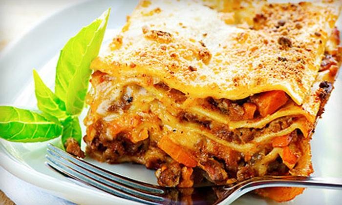 Bellissimo Ristorante - Allentown: $10 for $20 Worth of Italian Cuisine at Bellissimo Ristorante