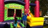 Julie's Party People - San Diego: Five-Hour Inflatable-Slide Rental from Julie's Party People (45% Off)