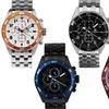 Aubert Freres Corrigan Men's Chronograph Watch