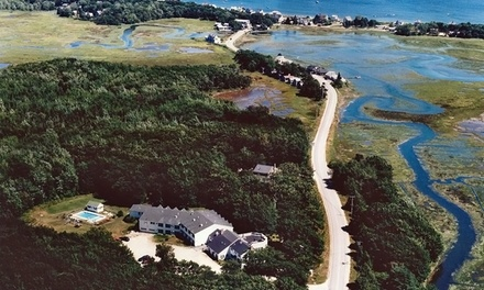 Stay at Ocean Woods Resort in Kennebunkport, ME, with Dates into October