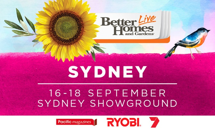 Better Homes And Gardens Live ...