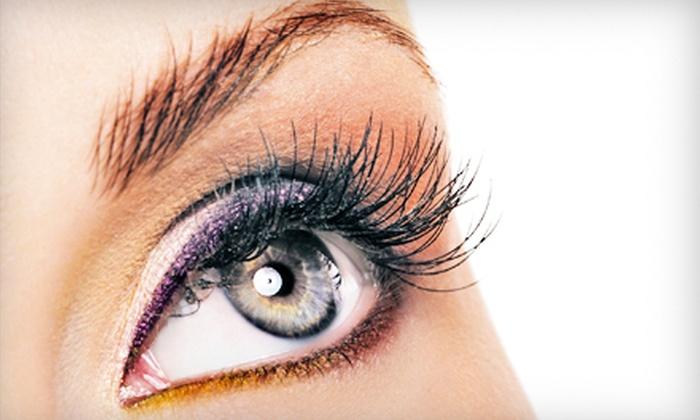 Blush Permanent Makeup - Keeling: $99 for Eyelash Extensions at Blush Permanent Makeup ($205 Value)