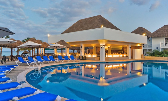 5 Night Luxury All Inclusive Cozumel Palace Stay With Air And Resort Credits From Travel