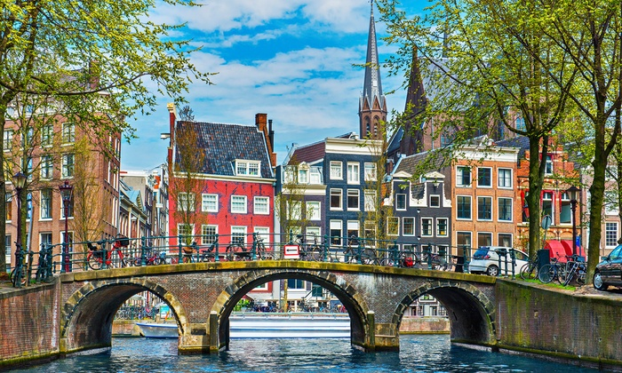 Trip To Copenhagen And Amsterdam With Airfare From Great