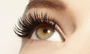 Everlashing: Classic, Xtreme, or Volume Eyelash Extensions at Everlashing (Up to 74% Off). Four Options Available.