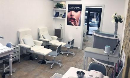 Sesión de extensión de pestañas pelo a pelo con opción a tinte y/o depilación de cejas desde 19,99 € en Coco Gabana