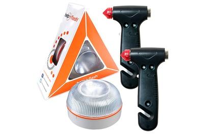 Kit di emergenza per auto Help Flash