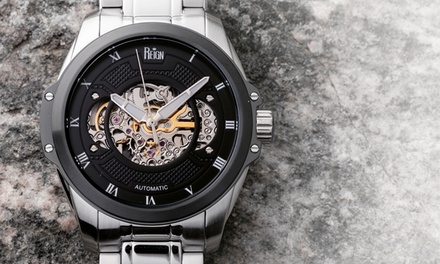 Montre automatique de la marque Reign collection Constantin