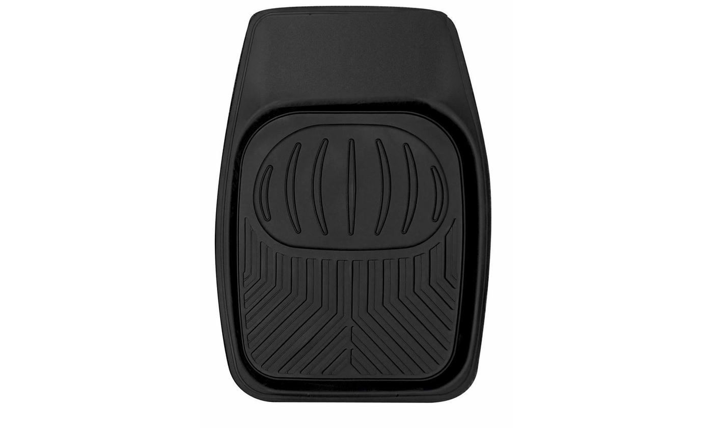 One-, Two- or Four-Pack of Vessel Lipped Tray Car Mats
