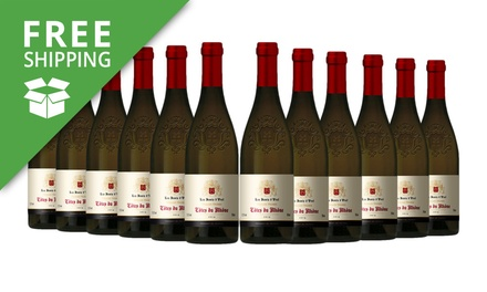 Free Shipping: $139 for an Award Winning 12Bottle Case of Les Hauts D'Oriet Wine Don't Pay $299.88