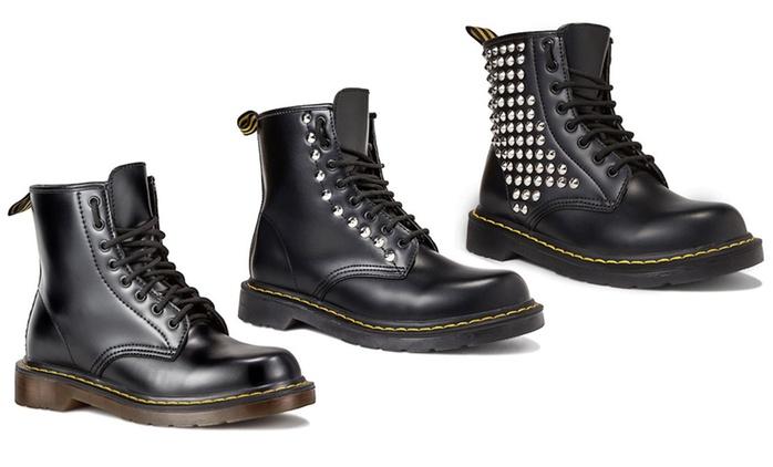 Stivali donna London disponibili in 5 modelli da 24,99 € (fino a 77% di sconto)