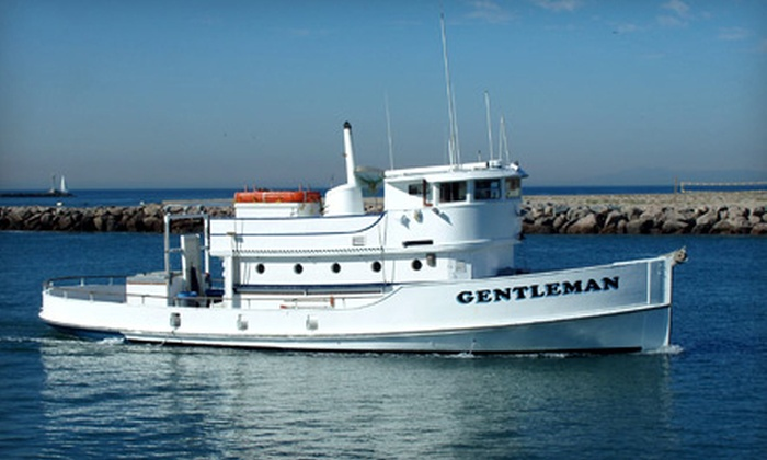Channel Islands Sportfishing - Oxnard: 3/4-day Fishing Excursion for Two with Rod Rental, Includes Fuel Surcharge at Channel Islands Sportfishing (54% Off)