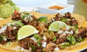 3 Hermanos Taqueria: Mexican Food at 3 Hermanos Taqueria (35% Off)