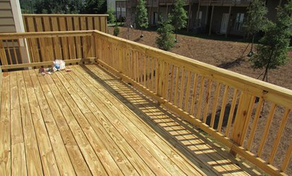 image for One or Two Room or Deck or Fence Painting from WillPaint LLC (Up to 60% Off). Three Options Available.