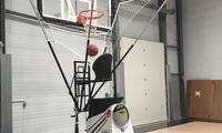 Location terrain 5v5 ou 3v3 de basket d1h avec 30 minutes de machine à shoot dès 29,99 € à Mon Club 2.0