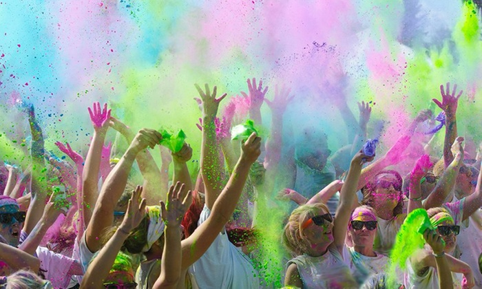 The 5K Color Run Tampa - Northdale: $35 for One Entry to The 5K Color Run Tampa on Saturday, March 21 ($55 Value)