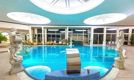 Abano: fino a 3 notti per 2 con colazione/mezza pensione, Terme & Spa all'Hotel Terme Helvetia 4*