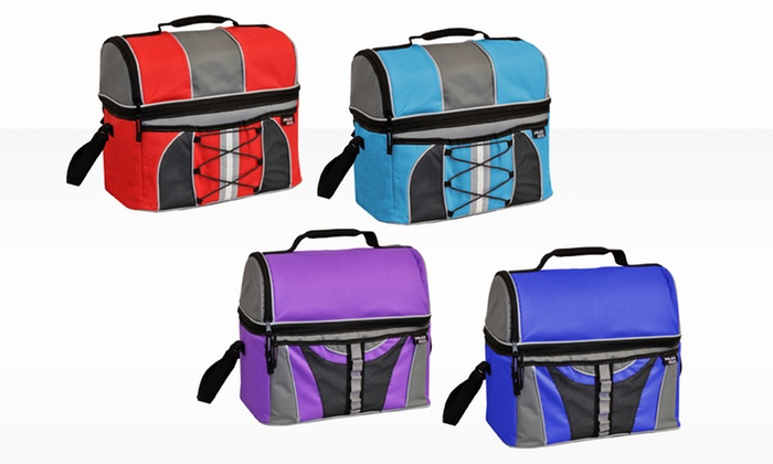 30-Can Insulated Lunch Box Cooler: 30-Can Insulated Lunch Box Cooler. Multiple Colors Available. Free Returns.