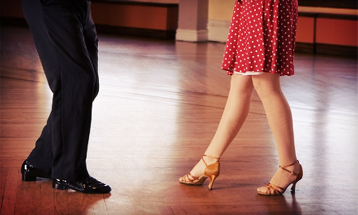 Latin Dance Factory - Multiple Locations: Two or Four Group Latin Dance Classes for Two with Optional Private Lessons at Latin Dance Factory (Up to 53% Off)