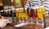 Unwined Bar & Bistro - Foothills Golf Club: Wine or Beer Flight with Meat and Cheese Boards for Two or Four at Unwined Bar & Bistro (Up to 52% Off)
