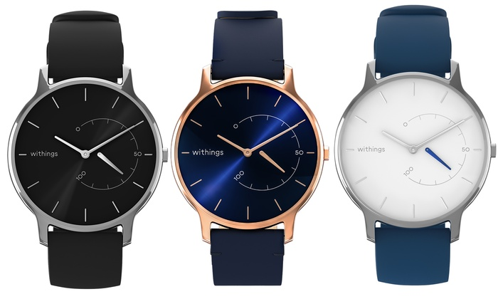 Withings Move Timeless Chic Activity Tracking Watch