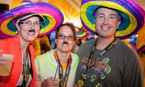 The Social Connection: One or Two Entires into the Cinco de Miles 5K Fun Run on Thursday, May 5 (Up to 40% Off)