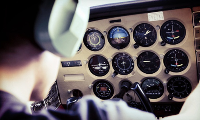 Take Flight Aviation - Montgomery: Flying Lessons at Take Flight Aviation in Montgomery (Up to 63% Off). Four Options Available.