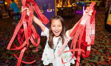 Pizza and Credit to Northern Lights Arcade or Mini Golf and More at Great Wolf Lodge (Up to 59% Off)