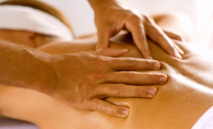 A 60-Minute Classic Massage at The Massage Institute at IBT (57% Off)
