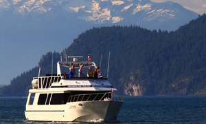 Up to 43% Off Harrison River Boat Tour at Shoreline Tours , plus 6.0% Cash Back from Ebates.