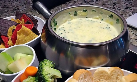 $32 for $50 Worth of Fondue Meals and Drinks at The Melting Pot