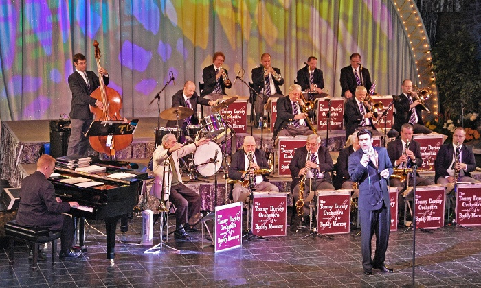 Tommy Dorsey Orchestra - Levoy Theatre: Tommy Dorsey Orchestra at Levoy Theatre on October 30 at 7:30 p.m. (Up to 30% Off)