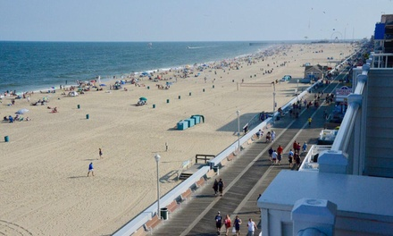 Stay for Two at Hotel Monte Carlo Boardwalk in Ocean City, MD. Dates into August.