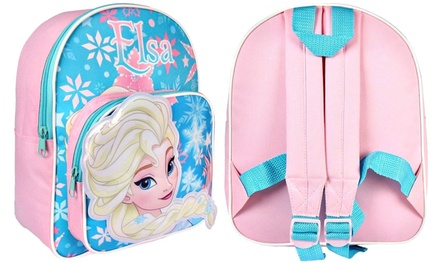 Disney Frozen Elsa 3D Backpack