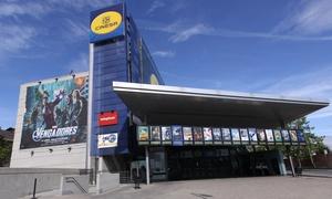 Cinesa: 2 o 5 entradas de cine desde 12,95 € en los Cinesa de toda España