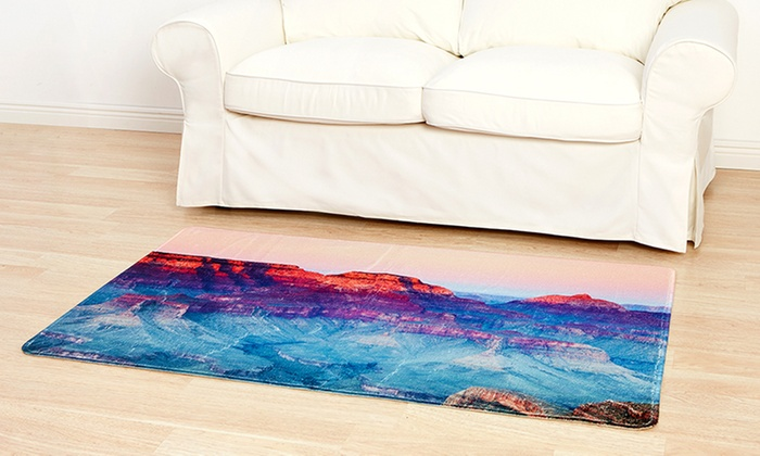 Collage.com: 3'x5' Area Rug with Custom Photo (Up to 83% Off)