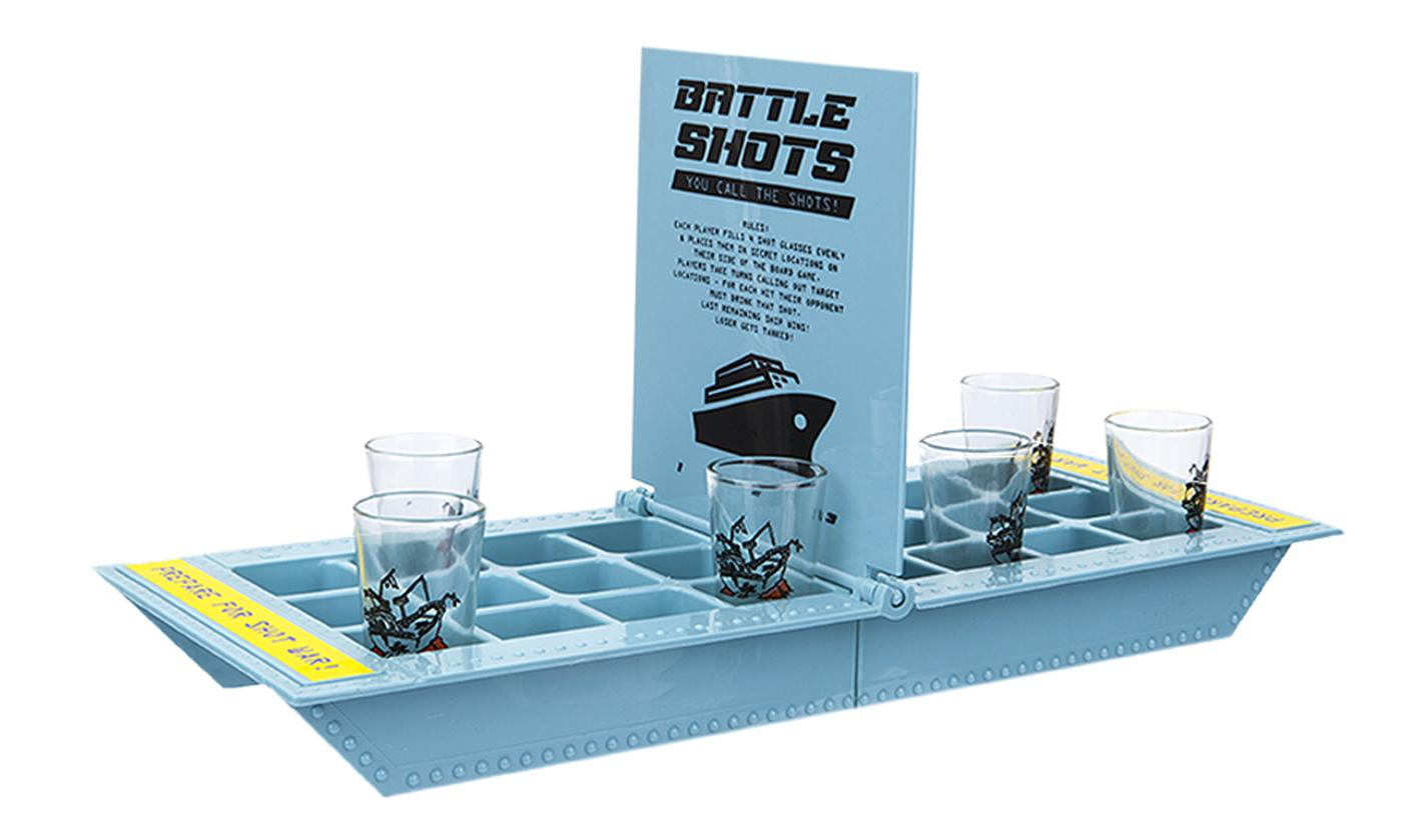 PMS International Battle Shots Drinking Game