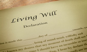 Law Offices Of Ivan Trahan: $150 for OneLivingWill or Power of Attorney at Law Offices Of IvanTrahan ($500 Value)